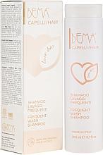 Voňavky, Parfémy, kozmetika Bio šampón - Bema Cosmetici Bema Love Bio Frequent Wash Shampoo