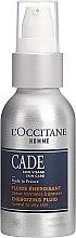 Voňavky, Parfémy, kozmetika Energický fluid na tvár - L'Occitane Cade Energizing Fluide