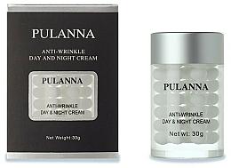 Voňavky, Parfémy, kozmetika Denný a nočný krém proti vráskam - Pulanna Ginseng Day & Night Cream