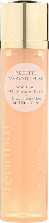 Sérum pre krk a dekolt - Stendhal Recette Merveilleuse Throat Decollete & Bust Care — Obrázky N2