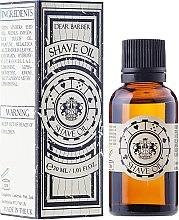 Voňavky, Parfémy, kozmetika Olej na holenie - Dear Barber Shave Oil
