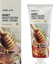 Voňavky, Parfémy, kozmetika Krém na ruky s medom - Lebelage Honey Moisturizing Hand Cream