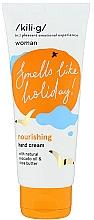 Voňavky, Parfémy, kozmetika Výživný krém na ruky s mandarínkovou vôňou - Kili·g Woman Nourishing Hand Cream