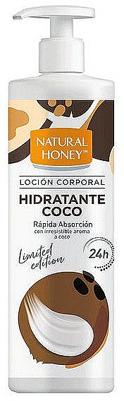 Lotion na telo - Revlon Natural Honey Body Lotion Coco — Obrázky N1