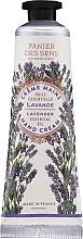 Voňavky, Parfémy, kozmetika Krém na ruky - Panier Des Sens Hand Cream Lavanda