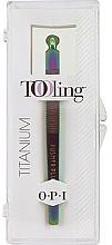 Voňavky, Parfémy, kozmetika Sada - O.P.I. Tooling Dexterity Titanium (tool/1pcs+cuticule/treat/30ml)