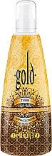 Voňavky, Parfémy, kozmetika Mlieko na opaľovanie v soláriu - Oranjito Max. Effect Gold Turbo