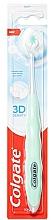 Voňavky, Parfémy, kozmetika Zubná kefka, mäkká, mätová - Colgate 3D Density Soft Toothbrush
