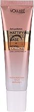 Voňavky, Parfémy, kozmetika Zmatňujúci podklad pod makeup - Vollare Mattifying Oil Free Natural Extracts Base Long-Lasting Make Up