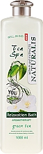 Voňavky, Parfémy, kozmetika Olejová pena do kúpeľa - Naturalis Tea Spa Relaxation Bath