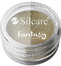 Voňavky, Parfémy, kozmetika Púder na nechty - Silcare Fantasy Chrome Powder