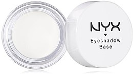 Voňavky, Parfémy, kozmetika Báza pod tiene - NYX Professional Makeup Eyeshadow Base