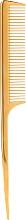 Voňavky, Parfémy, kozmetika Profesionálny zlatý hrebeň - Balmain Paris Hair Couture Golden Tail Comb