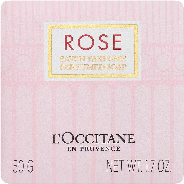 L'Occitane Rose - Mydlo