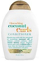 Voňavky, Parfémy, kozmetika Kondicionér na vlnité vlasy - OGX Coconut Curls Conditioner
