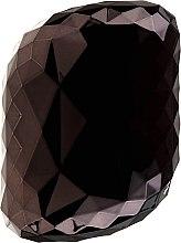 Voňavky, Parfémy, kozmetika Kefka na vlasy, čierna - Twish Spiky 4 Hair Brush Diamond Black
