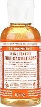 """Voňavky, Parfémy, kozmetika Tekuté mydlo """"Čajový strom"""" - Dr. Bronner's 18-in-1 Pure Castile Soap Tea Tree"""