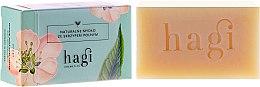 Voňavky, Parfémy, kozmetika Prírodné mydlo s extraktom z prasličky - Hagi Soap