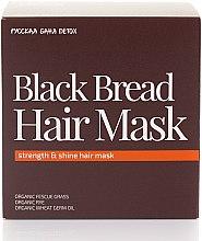 Voňavky, Parfémy, kozmetika Maska pre silu a lesk - Natura Siberica Fresh Spa Russkaja Bania Detox Black Bread Hair Mask