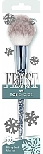Voňavky, Parfémy, kozmetika Štetec na lícenku, 38235 - Top Choice Frosty Make Up Brush
