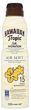 Voňavky, Parfémy, kozmetika Opaľovací telový sprej - Hawaiian Tropic Silk Hydration Air Soft Protective Mist SPF 15
