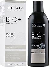 Voňavky, Parfémy, kozmetika Vyvažujúci šampón - Cutrin Bio+ Original Balance Shampoo