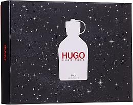 Voňavky, Parfémy, kozmetika Hugo Boss Hugo Man - Sada (edt/125ml+ deo/150ml + sh/gel/50ml)