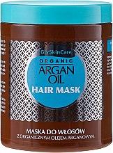 Voňavky, Parfémy, kozmetika Vlasová maska s arganovým olejom - GlySkinCare Argan Oil Hair Mask