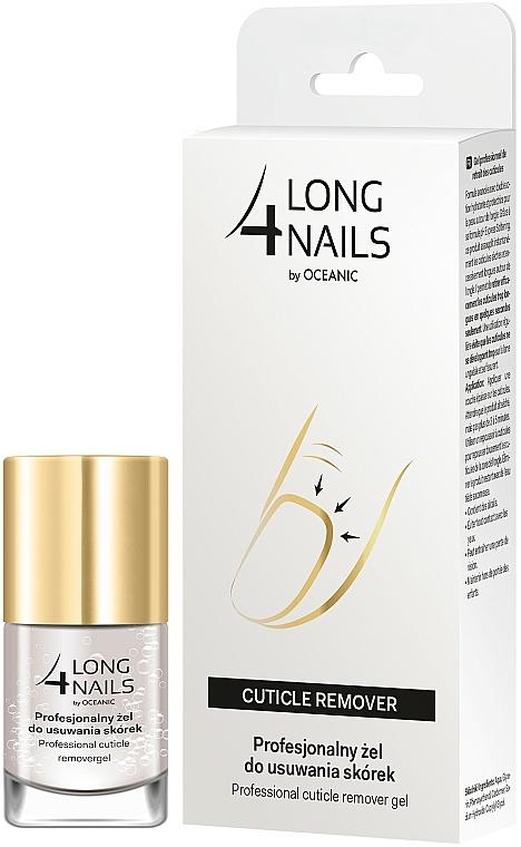 Gél na odstránenie kožičky - Long4Lashes Nails Cuticle Remover