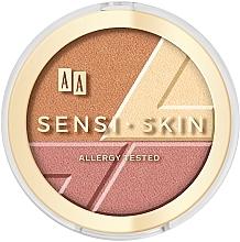 Voňavky, Parfémy, kozmetika Prostriedok na kontúrovanie tváre 3v1 - AA Sensi Skin