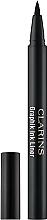 Voňavky, Parfémy, kozmetika Očné linky vo fixe - Clarins Graphik Ink Liner
