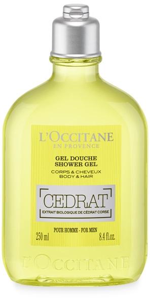 Sprchový gél - L'Occitane Cedrat Shower Gel — Obrázky N1