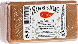 Voňavky, Parfémy, kozmetika Mydlo s vavrínovým olejom, 16% - Alepia Soap 16% Laurel