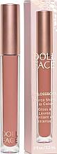 Voňavky, Parfémy, kozmetika Lesk na pery - Doll Face GlossBoss Lip Color