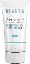 Voňavky, Parfémy, kozmetika Bieliaca zubná pasta s aktívnym bambusovým uhlím  - Glamza Activated Bamboo Charcoal Toothpaste