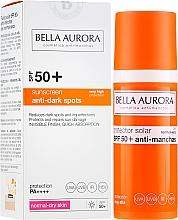 Voňavky, Parfémy, kozmetika Opaľovací fluid na tvár - Bella Aurora Anti-Manchas Treatment SPF50+