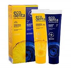 Voňavky, Parfémy, kozmetika Sada - Ecodenta (toothpast/50ml + toothpast/50ml)