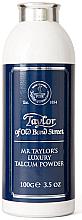 Voňavky, Parfémy, kozmetika Taylor of Old Bond Street Mr Taylor Luxury Talcum Powder - Mastenec
