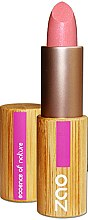 Voňavky, Parfémy, kozmetika Perlový rúž na pery - Zao Bamboo Pearly Lipstick