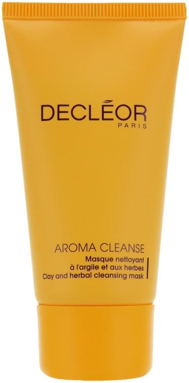 Čistiaca maska na tvár - Decleor Masque A L`Argile Et Aux Herbes — Obrázky N1