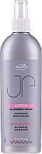 Voňavky, Parfémy, kozmetika Mlieko na vlasy, silná fixácia - Joanna Professional Lotion for Hair Styling Strong
