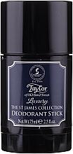 Voňavky, Parfémy, kozmetika Taylor of Old Bond Street The St James - Deodorant v tyčinke