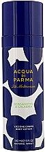 Voňavky, Parfémy, kozmetika Acqua di Parma Blu Mediterraneo Bergamotto di Calabria - Sprejový lotion na telo