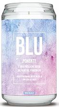 Voňavky, Parfémy, kozmetika Vonná sviečka - FraLab Blu Ponente Candle