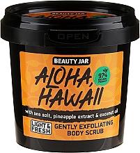 Voňavky, Parfémy, kozmetika Scrub na telo - Beauty Jar Aloha Hawaii Gently Exfoliating Body Scrub