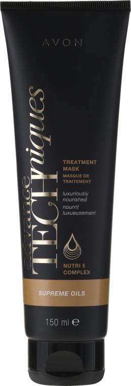 Maska pre intenzívny lesk vlasov - Avon Advance Techniques Treatment Mask — Obrázky N1