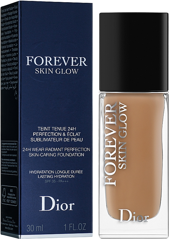 Podkladová báza pod make-up - Dior Diorskin Forever Skin Glow Foundation
