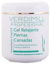 Voňavky, Parfémy, kozmetika Upokojujúci gél na nohy - Verdimill Professional Relaxing Gel