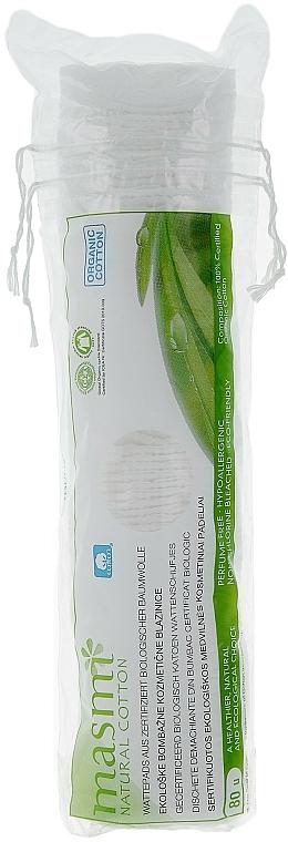Organické bavlnené podložky - Masmi Natural Cotton