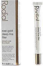 Voňavky, Parfémy, kozmetika Filler proti hlbokým vráskam - Rodial Rose Gold Deep Line Filler
